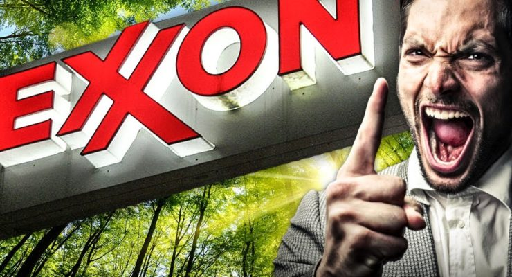 Are ExxonMobil Executives the most evil people in the 200K-yr-long History of Humanity?
