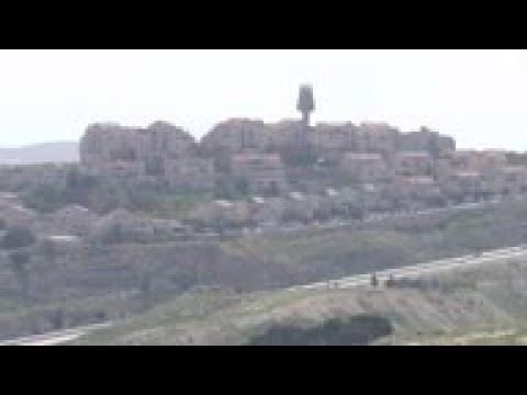 Is Israel Planning total Annexation of Jerusalem and Jordan Valley of Palestine?