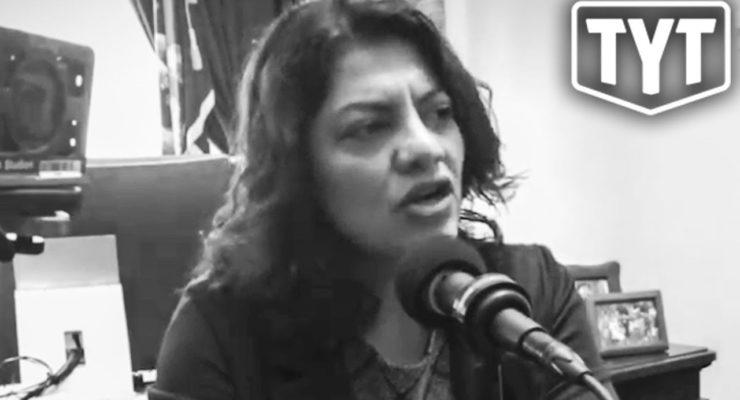 Rashida Tlaib's Palestinian Theology of Good Samaritanism and Redemption