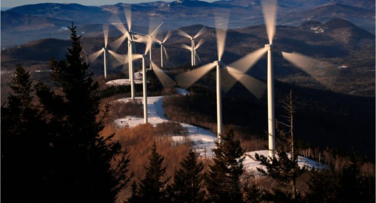 Tipping Point:  For 1st Time in US History, Renewables made more Electricity than Coal in April