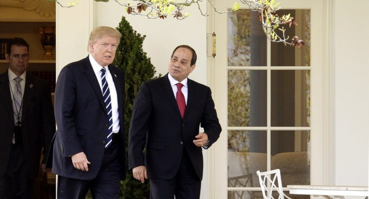 Why Trump can't ban the Muslim Brotherhood without Damaging Democratic Prospects