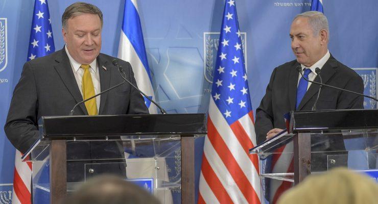 "Pompeo:  Jared Kushner's Palestine plan ""unexecutable;' Kushner: Palestinians unready for Self-Rule"