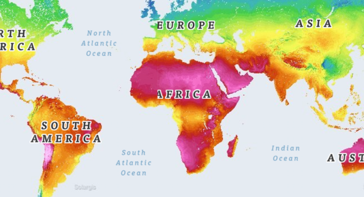 Should we cover the Sahara Desert with Solar Panels to Fight Climate Disaster?