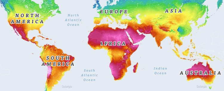 Should we cover the Sahara Desert with Solar Panels to Fight ... on map of sri lanka climate, map of new zealand climate, map of south west asia climate, map of china climate, map of georgia climate, map of spain climate, map of germany climate, map of niger climate, map of chad climate, map of chile climate, map of madagascar climate, map of mongolia climate, map of united states climate, map of south korea climate, map of puerto rico climate, map of greece climate, map of iran climate, map of latin america climate, map of india climate, map of middle east climate,