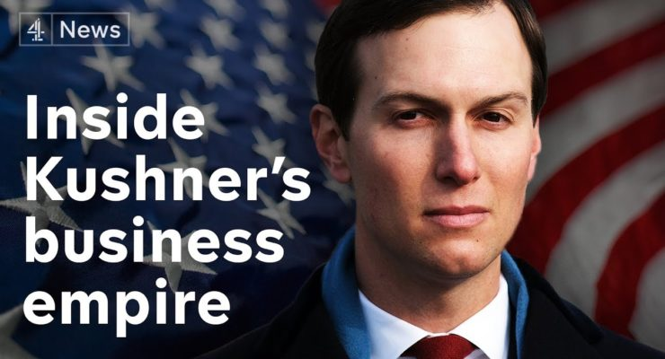 Is Jared Kushner Literally in Bed with the Saudis?