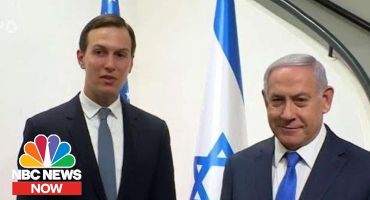 Kushner thinks Israelis have Rights but Palestinians have only Needs (if they Behave)