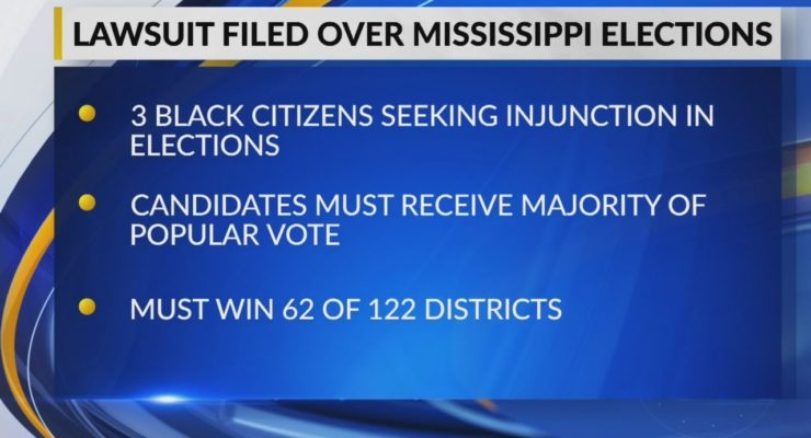 No African-American has won Office in Mississippi in 129 Years– Here's Why