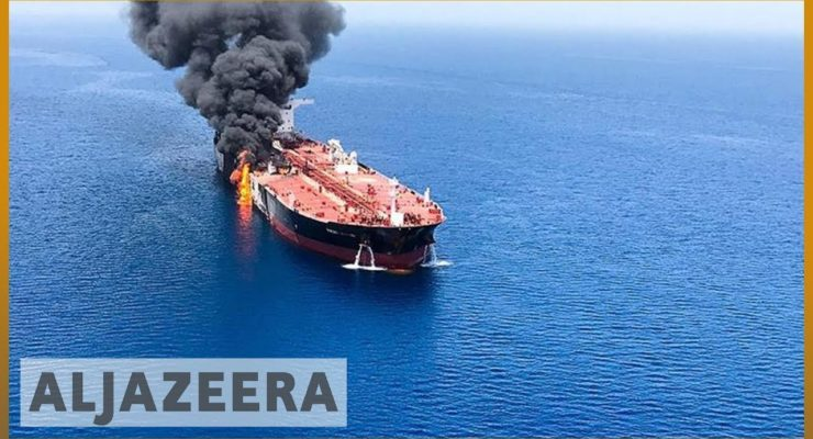 Oil-Tanker Attacks Potentially A 'Dangerous Escalation' in US-Iran Confrontation, Expert Says