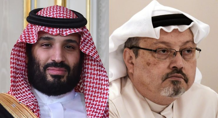 Saudi Crown Prince Haunted by Ghost of Murdered dissident Journalist Khashoggi