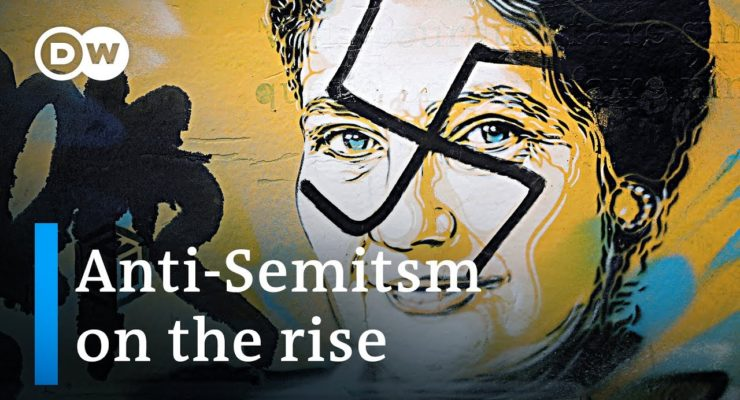 The Alarming Rise of Anti-Semitism in Europe