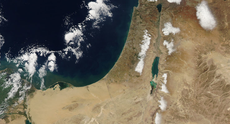 How US Law Restricting Satellite Imagery of Palestine-Israel Hurts Health, Environmental Research