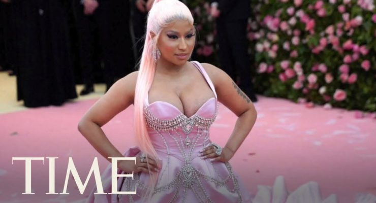 Dunked On'em: Nicki Minaj Pulls out of Saudi Concert over Women's, LGBTQ, Free Speech Rights