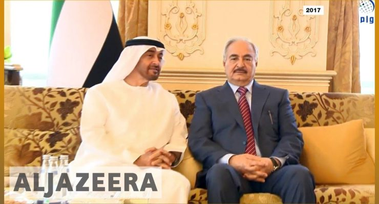 The United Arab Emirates is getting out of Yemen:  Will it Target Libya Next?