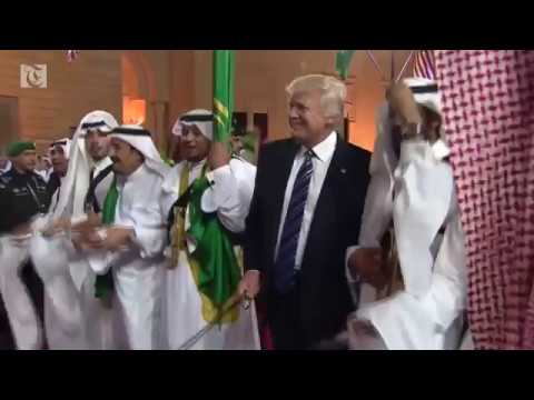 "Why Trump let Saudi Arabia and UAE censor his ""America First"" Speech on Energy"