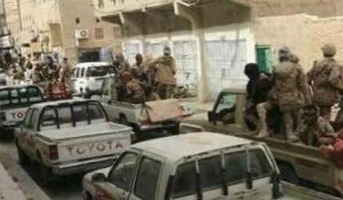 Yemen: fierce fighting as UAE-Backed Separatists & Saudi-backed Gov't clash over oil fields