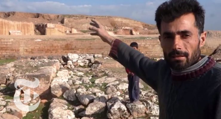 Thousands of Years of World's Heritage Endangered in Syria, Cradle of Civilization