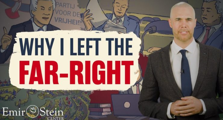 Why I Left the Far-Right: Joram van Klaveren's Journey to Islam (Video)