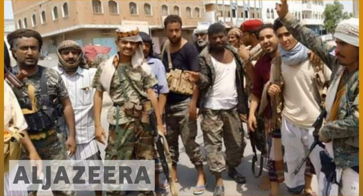 Yemen: Southern Secessionists Retake Aden after UAE Kills 300 in airstrikes