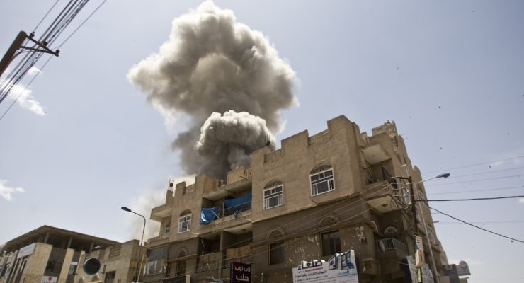 Despite Brutal Yemen War, will Saudis stock up at London's Arms Fair?