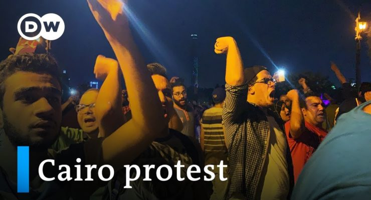 As New Rallies Break out, Egypt must Respect the Right to Peaceful Protest: Human Rights Watch