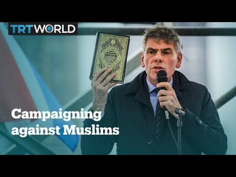 Behind Islamophobia Is a Global Movement of Anti-Semites