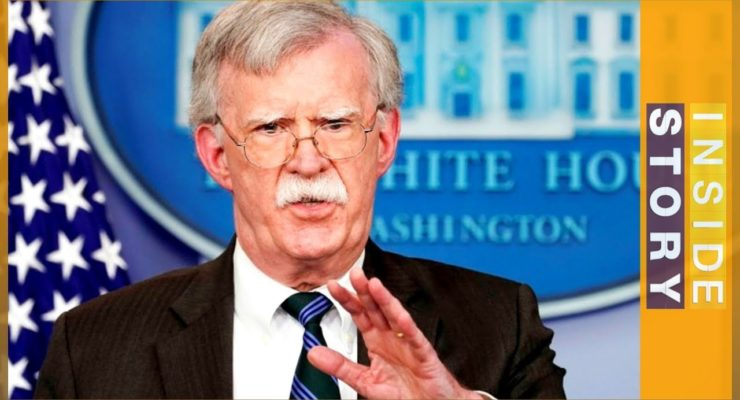 What John Bolton's exit reveals about Donald Trump's foreign policy priorities
