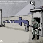 Does Facebook impose curfews on Palestinians in the 'blue world'?