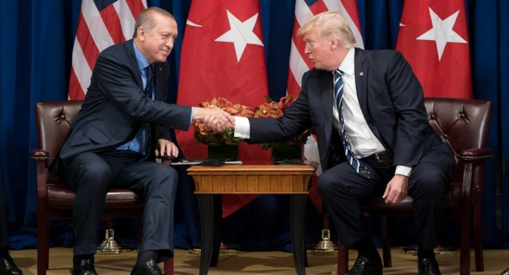 Trump, Johnson, Erdogan: The International Alt-Right's Bluster and Surrender