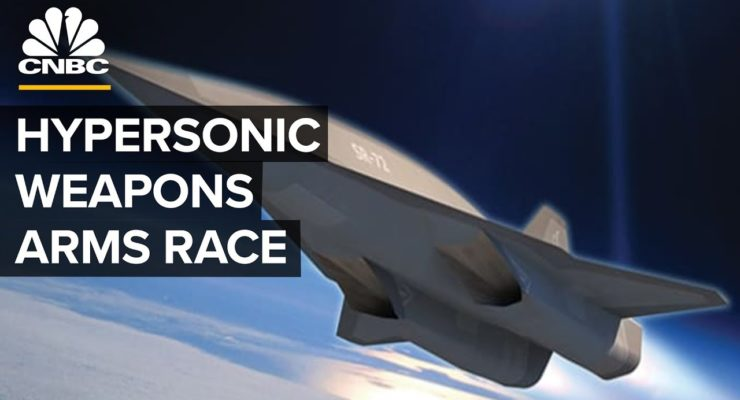 Forget Nukes: Now for the Hypersonic Weapons Race