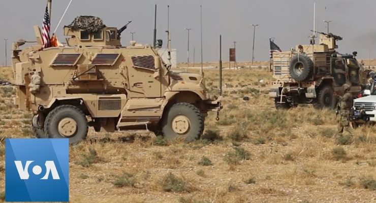 Turkey Shells position of US Special Forces in Syria, almost Provokes Firefight