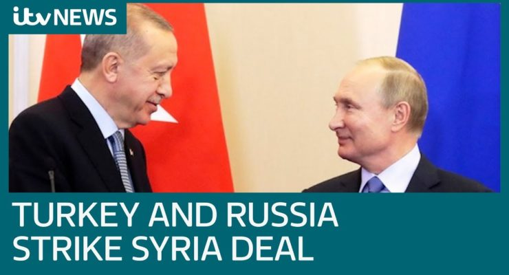 Unlike Trump, Putin faces down Turkey on Plans for Massive Syria Incursion
