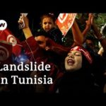 "Will Tunisia's Populist ""Robocop"" new President bring ""Freedom and Dignity"" or  . . .?"