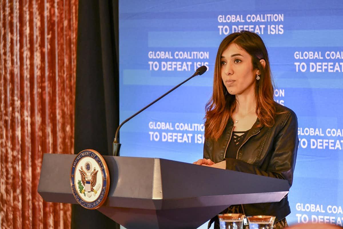 Kurdish Yazidi Survivors of ISIL Massacre, Female Enslavement, Demand Justice