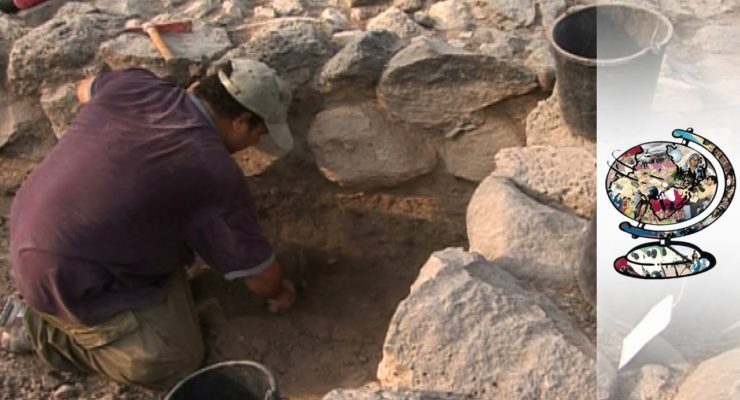 How Israel is Usurping the Rich Archeological Heritage of the Palestinian West Bank