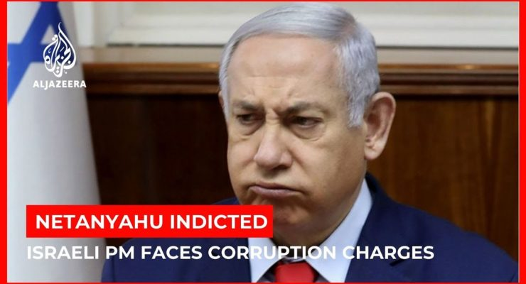 "Israeli ""Crime Minister"" Netanyahu Indicted, Political System in Freefall"