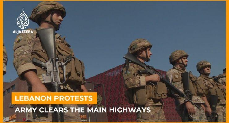 The Iraqi and Lebanese Popular uprisings Caught between Iranian and Israeli Geopolitics