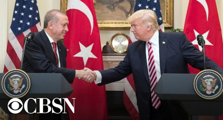 Top 4 Reasons Turkish Pres. Erdogan got a Tense Reception in DC, Despite Trump's Warmth