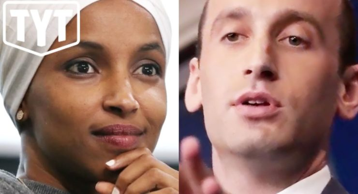 Top 4 Things Rep. Ilhan Omar was Right about, from Stephen Miller Racism to Trump Impeachment