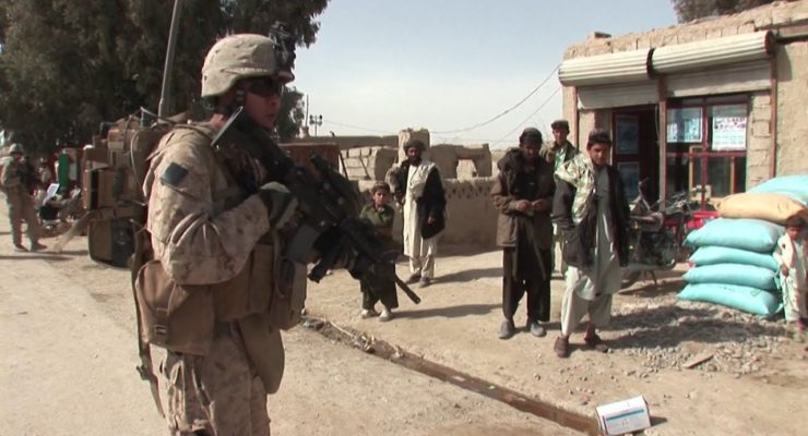An Afghan Perspective on 18 Years of Washington's Lies about the War and our Suffering