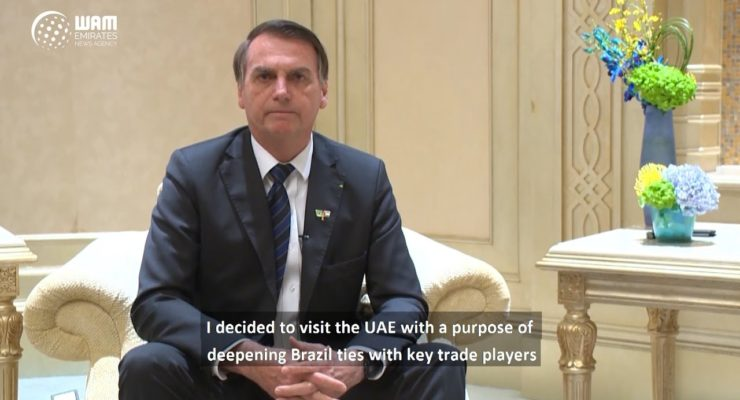 Beef and Oil: Are Brazil's Bolsonaro and Saudi's MBS a Match Made in Heaven?