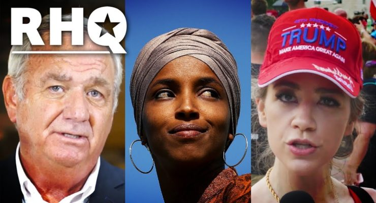 Israel-Based Group is Behind Bigoted Facebook Smear Campaign Aimed at Rep. Ilhan Omar