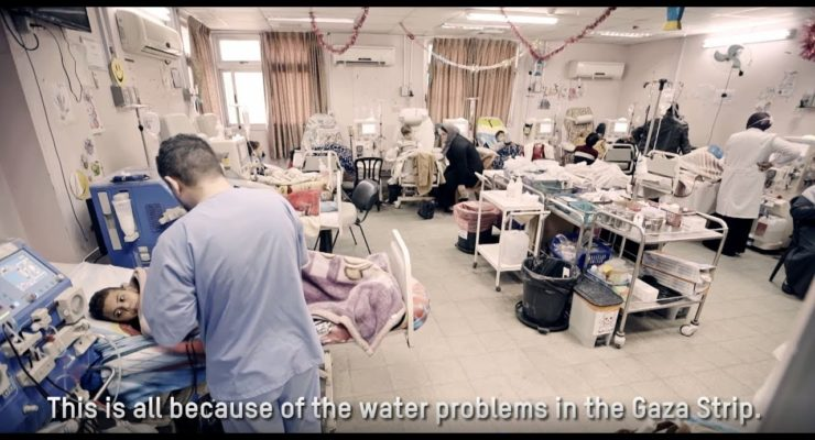 Israeli Blockade of Gaza Causing Contaminated Water, 25% of Illnesses and 12% of Infant Deaths