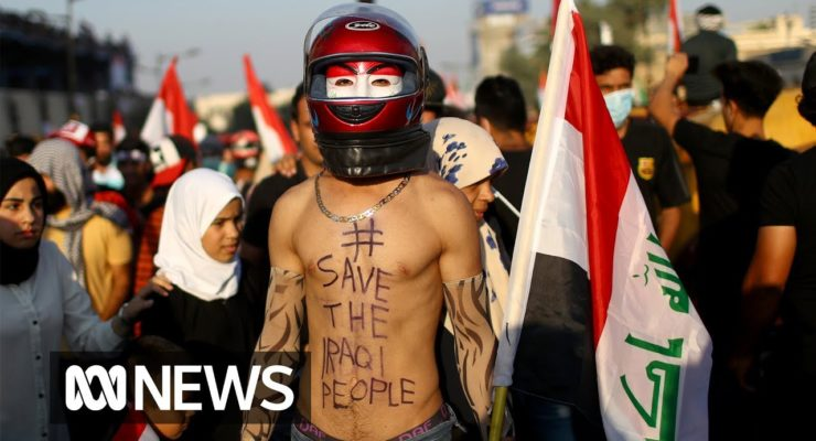 No to Sexism and Ageism!  Iraqi Youth Protesters are Changing the Culture