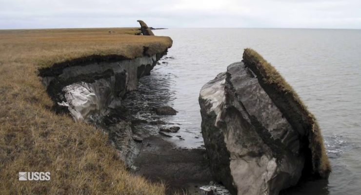 Sizzling Arctic: Top 5 Climate Horror Stories in NOAA's Report Card