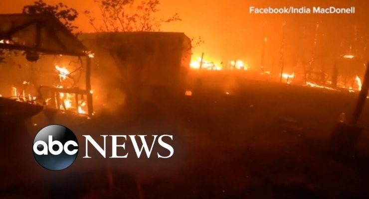Australia: The Fire This Time