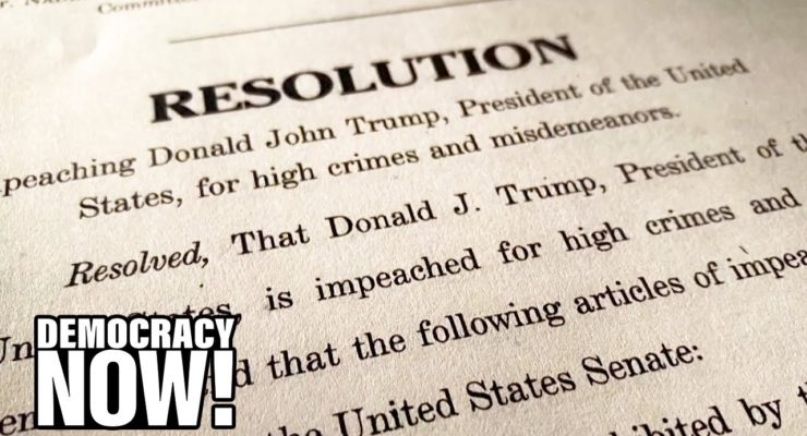 Does Impeachment Need a Crime? Not According to the Framers of the Constitution