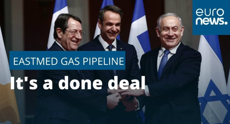 Is Israel Sidelining Palestinians and Turkey to became Natural Gas Superpower in Mediterranean?