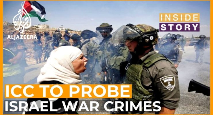 Israel's fear of prosecution strengthens Palestine narratives