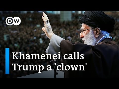 "Khamenei: Trump Killed Soleimani to help ISIL Terrorists, but is Impotent; Trump: ""Be careful with your Words"""