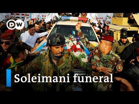 Trump's Killing of Gen. Soleimani evokes Dark Themes of Martyrdom in Shiite Islam